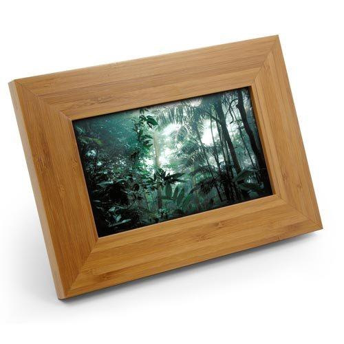 cadre numerique publicitaire en bois cadres numeriques publicitaires cadre numerique. Black Bedroom Furniture Sets. Home Design Ideas